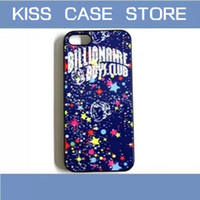 For Apple iPhone Metal Yes Hot selling fashion Billionaire boys club BBC starry sky case for iPhone 5g 5s 5 5c 4s 4 cell mobile phone cover accessories