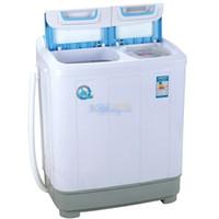 Wholesale Yoko xpb76 s home appliances kg double barrel washing machine twin tub washing machine glass cover