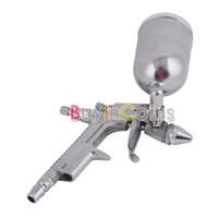 High Pressure Gun Paint Spray Gun  Spray Gun Sprayer Air Brush Alloy Painting Paint Tool #5572