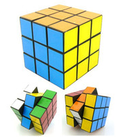 Wholesale Hot Sales Rubik s Cube Magic Cube Classic Toys Puzzle Magic Game Toy Adult Children Educational Toys