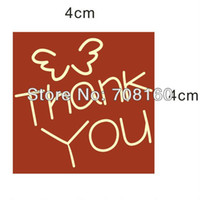 Paper Accept Food thank you stickers 4.0cm Red kraft paper, envelope seals, stickers