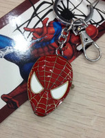 Casual Children's Quartz 1405c 39043591270 Spiderman Green Lantern Watches Keychain necklace watches pocket watch