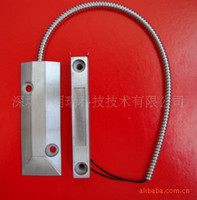Wholesale doors and windows burglar alarm magnetic door sensor normally closed window shutters Menci wired access switch