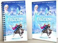 Wholesale Hot sale new Cartoon cm mini the coin Children kids School supplies Notebook Notepads Shipping