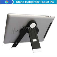 Wholesale New Arrival Lightweight Foldable Desk Stand Holder for Tablet PC tablet easel stand for ipad ebooks all other tablet