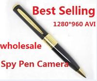 None No  Spy Video Record Pen Camera 128*960 AVI HD DVR Micro SD Card Hidden camera from coolcity2012