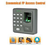 Wholesale zksoftware X7 Fingerprint Access Controller ID card no software simple and practical