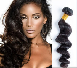 "Wholesale - 100%Brazilian virgin hair,hair extension,remy hair weft,weaving 8""---28""inches"