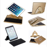 Detachable 360 Degree Rotating Bluetooth 3. 0 Keyboard Case f...
