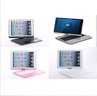 360 Swivel Rotating Stand Case Cover With Bluetooth Keyboard...