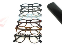 Wholesale optical glasses OV5186 oliver peoples Gregory Peck eyewear frame women and men eyeglasses round vintage glasses