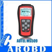 Code Reader For BMW Autel Autel MaxiScan MS509 OBDII EOBD Auto Code Reader ms509 scanner