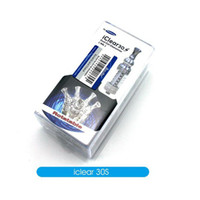 Cheap Hot Selling Innokin Iclear 30s clearomizer New Rotatable & Replaceable Dual coil for Innokin Itaste Mechanical Mod