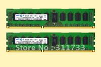 al por mayor dimm de 4 gb-RAM del servidor 8GB 2x 4GB PC3-10600R ECC REG 2Rx8 DDR3 1333MHz DIMM 240-pin Memoria