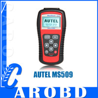 Code Reader maxiscan ms509 - Autel MaxiScan MS509 ms OBDII EOBD Auto Code Reader for US Asian European cars