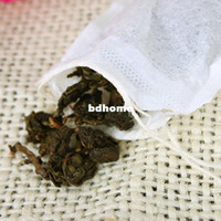 Wholesale High Quality Paper Herb Loose Tea Bags Teabag Empty Teabags String Heat Seal Filter