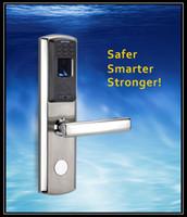 Wholesale Avent M100 stainless fingerprint door lock