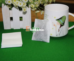 Wholesale Hot Sale X mm quot x2 quot Empty Tea Bag Heat Sealing Bag Filter Paper Tea Service of Tea Accessories