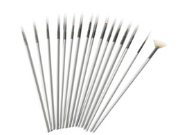 Wholesale Nail Design Brushes Nail Art Brush Kit For Personal Use Professional Nail Art Design Tools