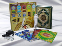 Wholesale Digital Quran Reader Player Reading Pen Islamic Gift Muslim Holy Qur an Translation Prayer Word By Word Islam Book Muslim Toys With MP3