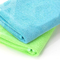 Wholesale S5Q New Swimwear Absorbent Microfiber Fleece Shower Spa Body Wrap Towel Color AAABZI
