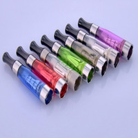 Wholesale CE4 ml atomizer cartomizer Clearomizer ego CE4 ego t ego w e cigarette for all ego series With Retailing Box
