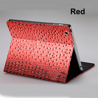 20pcs DHL High Quality PU Leather Case For iPad 2 3 4 5 iPad...