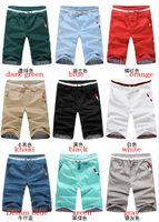 board shorts - 2014 new arrive South Korea Men s pants Fashion mens pants Sports pants Beach pants black plus size