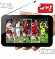 Wholesale 3G Tablet PC MTK8312 dual core with Analog TV watch Football world Cup Bluetooth GPS wifi Android Dual Camera inch