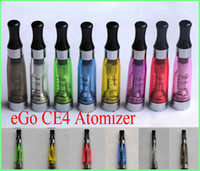 Ego eGo- T EGO CE4 Atomizers ce4 clearomizers cigarette atomi...