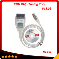 auto tune cars - SMPS MPPS K CAN V13 Chip Tuning Power Auto ECU Tuning Car Remap OBD2 OBD MPPS Cable multi language