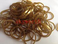 DIY loom bands - Rainbow Loom kit loom Bands Metallic color Golden Silver Rubber bands S C Clips DIY bracelet rubber bands