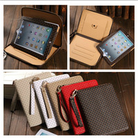 50pcs Luxury PU Leather Bag For iPad 2 3 4 5 for iPad Air iP...