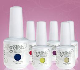 Wholesale BY TNT Hot Gelish UV Gel Nail Polish Soak Off UV Gel For Salon Brand New Colors ml ML Factory Sales