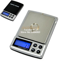 Wholesale Holiday Sale g x g Pocket Electronic Digital Jewelry Scales Weighing Kitchen Scales Balance B16