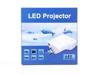24w 1080p led hdtv - E03 MINI Home Theater LED LCD Projector Lumens USB VGA HDMI P HDTV