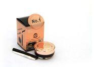 Eyeliner cream eye liner - 2014 Hotsale Cosmetic Dual Stereo Charm Eye Liner Makeup Waterproof Eyeliner Gel Cream With Brush Freeshipping
