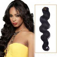 Brazilian Hair Body Wave Body Wave Queen hair Hot Product High quality Grade 6A 100% virgin Brazilian remy human hair 100g pcs DHL free shipping in stock