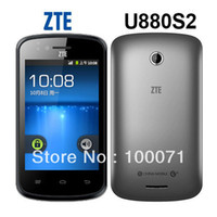 """35Phone 3.5 Android 3.5"""" ZTE U880S2 Android 2.3 1GHz Smartphone 3G WIFI Dual Camera Mobile Phone #42519"""