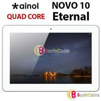 Wholesale 2014 New Original quot Ainol Novo Eternal Quad Core GHz Android Tablet PC GB RAM IPS