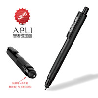 Wholesale touch pen Original design touch screen pen for apple SAMSUNG ipad stylus unisex refill pen