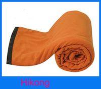 Wholesale Camping Outdoor goods polar fleece sleeping bag liner Travel Liner Sleeping Sheet