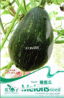 Wholesale Pack Seed Green Healthy Vegetable Sweet Delicious Green Olive Melon B058