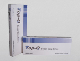 Wholesale Hot selling Top Q ml syringe pure hyaluronic acid filler dermal gel sodium hylauronate gel