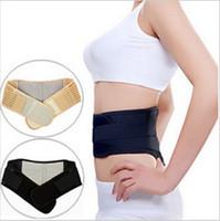 Magnetic Therapy 0.16kg 115.5cm Back waist support Massage Belt self heating back belt Supporter Magnetic Therapy Belt Waist Lower Back brace Support Belt