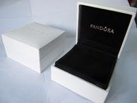 Jewelry Boxes Ring & Bracelet Plastic Pandora Ring Boxes & Bracelet Boxes Original Pandora Jewelry Packaging Boxes Black Pillow New Style Black Velvet Boxes Black Boxes