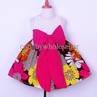 Best Kids Designer Clothes Cheap TuTu lace Best Summer