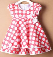 Wholesale Designer Brands Clothing Designer Dresses baby Kids