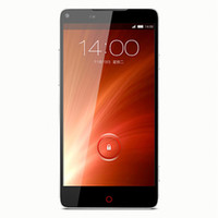 "WCDMA Quad Core Android Original ZTE Nubia Z5S Quad Core Snapdragon MSM8974 2.3GHz 2GB RAM 5.0""Corning gorilla glass screen OGS 3G Mobile SmartPhone"