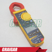 Digital Only Yes FLUKE 319 FLUKE 319 True RMS Digital Clamp Meter 37mm Frequency EMH030 Free Shipping